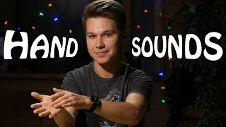 ASMR - The Best Hand Sounds (and Movements)