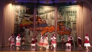 """Номер """"Девицы-красавицы"""", Театр музыки и танца """"Щелкунчик"""""""
