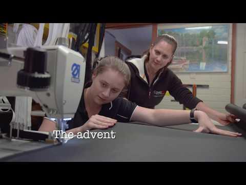 Marine trimming apprenticeship
