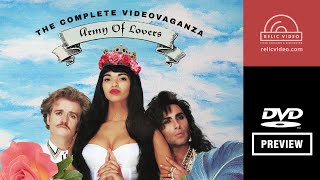 Army Of Lovers - DVD The Complete Videovaganza [PREVIEW]