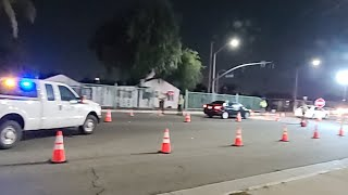 Check Point On Imperial And Gary Beverly