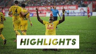 Highlights   Hải Phòng - Hoàng Anh Gia Lai   Xây chắc ngôi đầu   HAGL Media
