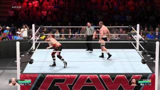 WWE 2K15 Controls Trailer - Official Next Gen Gameplay Footage [HD]