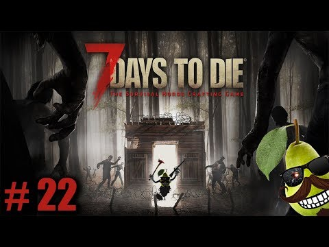 /CZ\ 7 Days to Die (Alpha 16) Part 22 - Menší přístavba