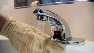 Daly City Shopping Complex Installs Hands-Free Bathroom Fixtures
