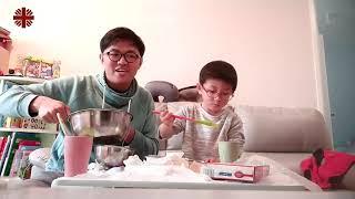 【感謝煮】-朱古力Brownie@ 親子廚房