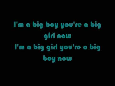 Música Big Girl Now