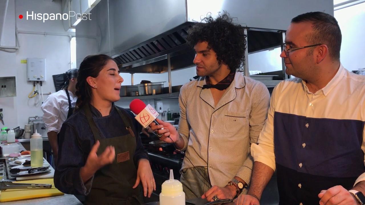 Oci Restaurante,  cocina de autor con sello colombiano