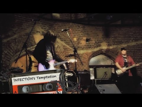 INFECTION's - Temptation (Live at Emergenza, Der WRANGEL)