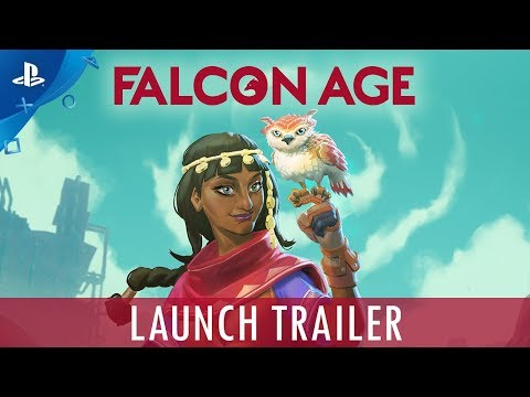 Falcon Age - Launch Trailer | PS4, PS VR thumbnail