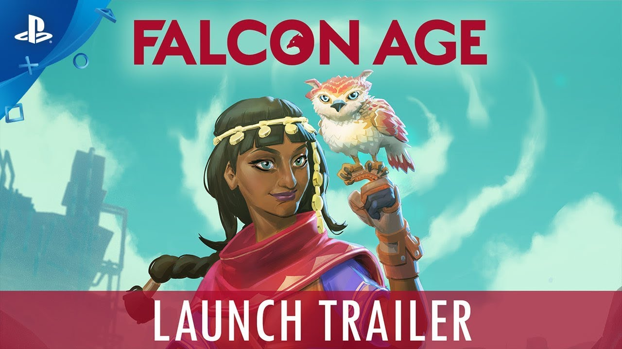 Falcon Age Swoops to PS4 and PS VR Tomorrow – PlayStation Blog
