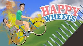 We Passed The Impossible Level (Happy Wheels PT.3)