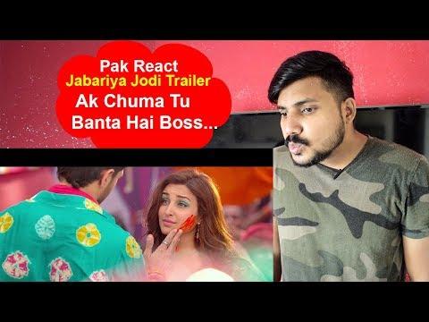 Pakistani React to Jabariya Jodi – Official Trailer Siddharth Malhotra, Parineeti Chopra