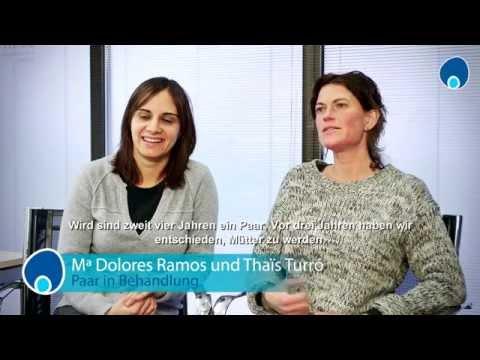 Mª Dolores Ramos und Thaïs Turró