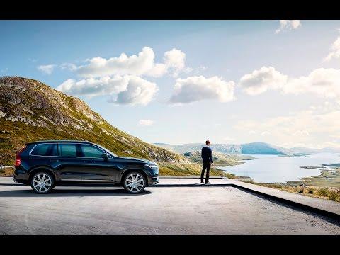 Volvo XC 90 Паркетник класса J - рекламное видео 1