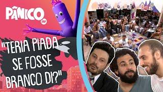 BBB21 é sucesso mesmo ou estamos entediados? Danilo Gentili, Murilo Couto e Léo Lins comentam