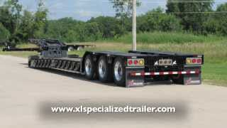XL Specialized Trailers Hydraulic Neck Operating Instructions