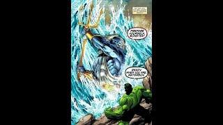 Hulk vs Olympus