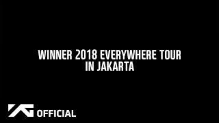 [W-LOG] EP5. WINNER - EVERYWHERETOUR in JAKARTA