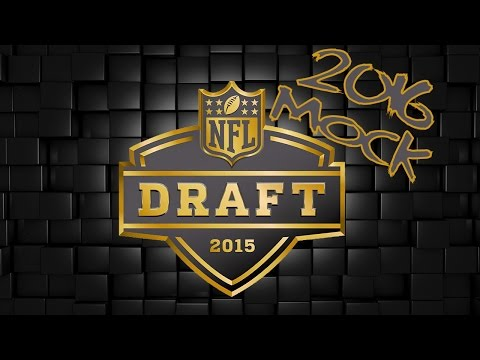 2016 NFL Mock Draft | CampusInsiders