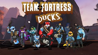 Team Fortress Ducks (2) - Capping Points and Spouting Memes