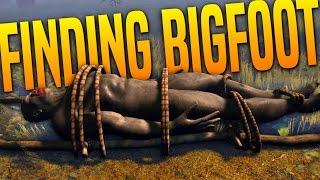 THAT'S NOT BIGFOOT?! - Finding Bigfoot Gameplay
