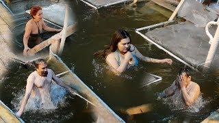 Крещение 2019. Крещенские Купания - ЭТО нужно видеть! Казахстан Костанай