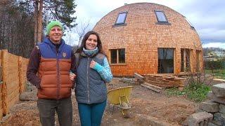 Круглый дом: конструкция стратодезического купола // FORUMHOUSE