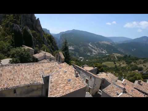 Film aérien Camping Intl Castellane