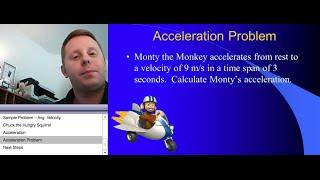 High School Physics: Defining Motion