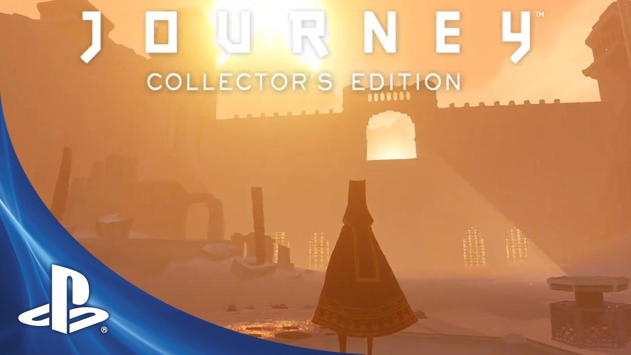 Journey Collector's Edition  se lanza en agosto