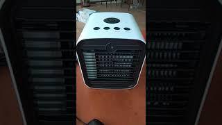 Портативный мини-кондиционер Chilly Air от компании Группа Интернет-Магазинов GiX - видео