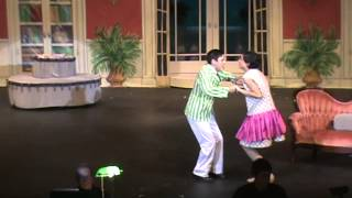 Newman Smith 2015 High School musical - The Boyfriend- Won't You Charleston With Me?