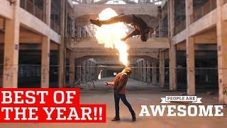 PEOPLE ARE AWESOME 2017 - BEST VIDEOS OF THE YEAR