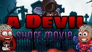 A Devil - Short Movie *CREEPY!* | Pixelworlds