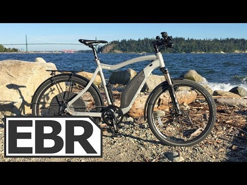 OHM Urban Video Review – Silent, Fast, Commuter Ebike