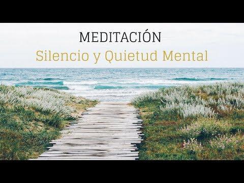 Meditación: Silencio y Quietud Mental