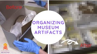 Keeping Artifacts Safe - Behind the Scenes