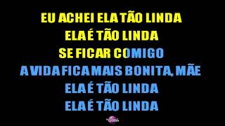 TÃO LINDA (Karaoke Version)   Atitude 67