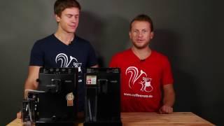 Philips Kaffeevollautomat HD8829 oder HD8834 - welcher ist besser?