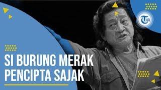 Profil W. S. Rendra - Sastrawan, Penulis, dan Pemain Teater