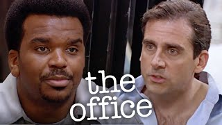 Guys Gripe Session  - The Office US