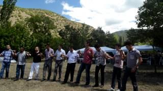 preview picture of video 'ILGAZ SAZAK KÖYÜ KÖY ŞENLİĞİ HALAY 2'