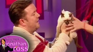 Ricky Gervais Exposes Jonathan's Shocking Backstage Behaviour | Friday Night With Jonathan Ross