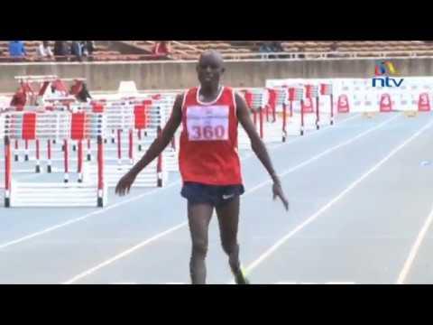 Vincent Rono dominates men's 10,000m at national trials
