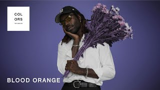 Blood Orange - Dark & Handsome | A COLORS SHOW