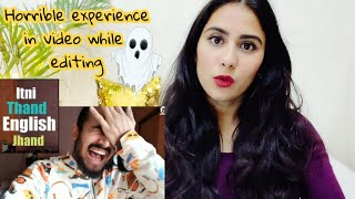 BB Ki Vines  | Itni Thand English Jhand Reaction | By Illumi Girl