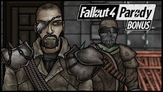 Fallout 4 Parody: Not in the Face