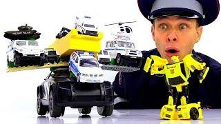 Мастерская Фёдора - Инспектор и его Супер Полицейская машина.