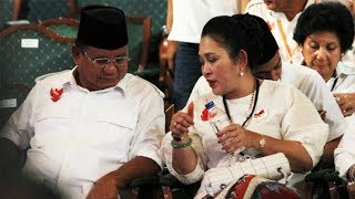 Ucapkan Selamat ke Prabowo, Titiek Soeharto: Selamat Ulang Tahun Mas Bowo, Semoga Diberi Kepercayaan